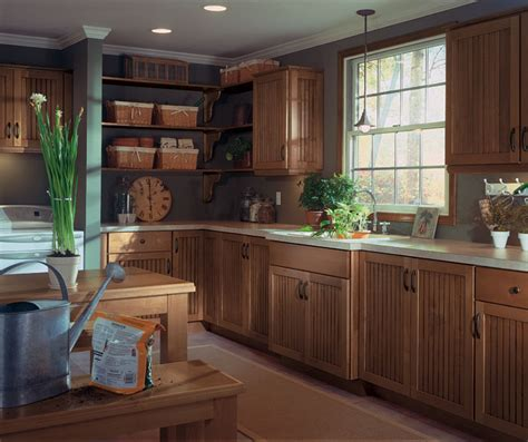 Black And Wood Kitchen Cabinets by Kitchen Cabinet Design Styles Photo Gallery Schrock