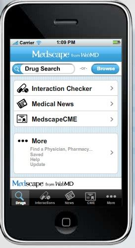 webmd mobile apps wireless and mobile news webmd offers medscape mobile