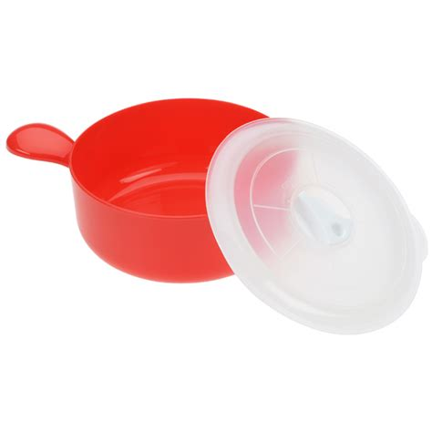 Bowl With Handle 4imprint microwave bowl with handle 132644