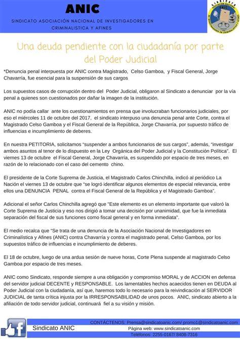 sindicato siteco es lafacebookcom noticias sindicato anic