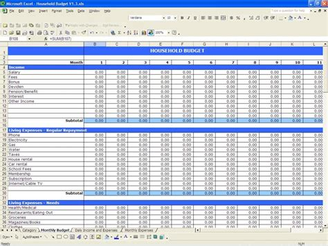 Free Income And Expense Spreadsheet Onlyagame Small Business Income And Expenses Spreadsheet Template