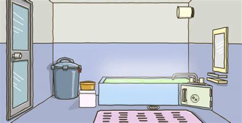 Room Escape Bathroom Escape Room Escape Point N Click Puzzle