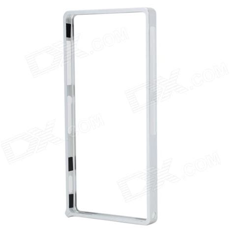 Casing Sony Z2 Aluminium Metal List Bumper Soft Back 1 Protective Aluminum Alloy Bumper Frame For Sony
