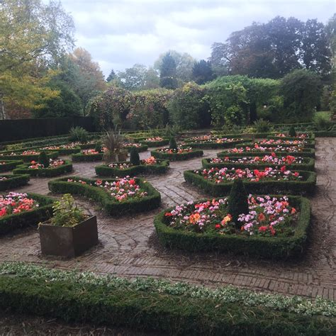 trip to the of leicester botanical garden