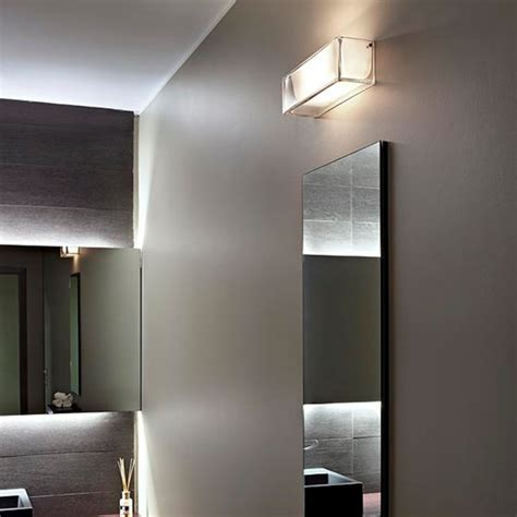 flos bathroom light intimate bathroom lighting ideas
