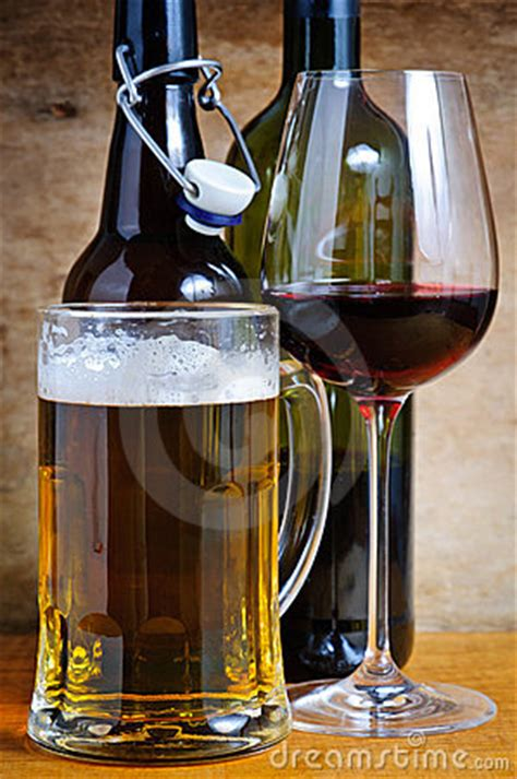 beer  wine drinks royalty  stock photography image