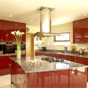 Kitchen Decorating Ideas With Red Accents by Kitchen Decoration Modern Architecture Concept