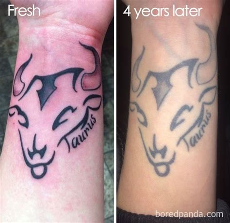 tattoo ink test do tattoos fade people show off how their tattoos haven t