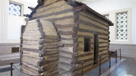 abraham lincoln cabin abraham lincoln birthplace national historical park u s