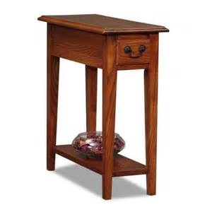 Recliner Side Table Oak Side Table Chairside End Sofa Recliner Living Room Furniture Wood L Stand Ebay