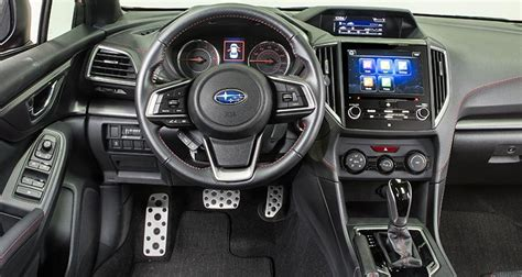 subaru impreza 2017 interior 2017 subaru impreza bodes well for brand s future