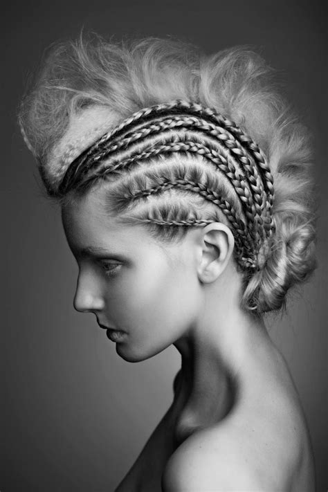 about avant garde hair styles various forms of avant grade colored hairstyling and avant