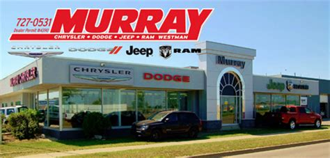 Murray Jeep Brandon Murray Auto Centre Largest New Used Vehicle Selection