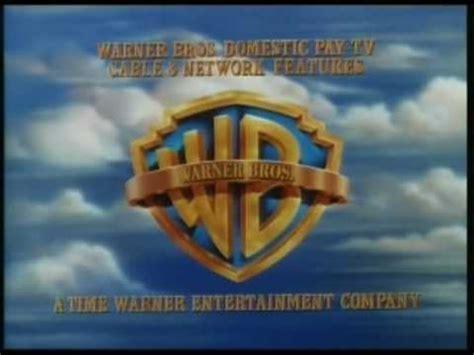 warner bros domestic television distribution logo warner bros domestic pay tv cable network features logo