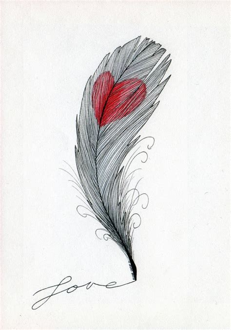 tattoo pen to draw 28 best plumes images on pinterest feathers feather art