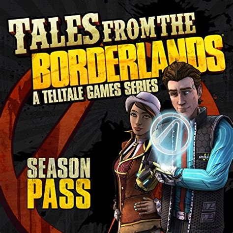 Tales From Borderland Ps4 Second tales from the borderlands season pass ps4 digital code