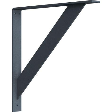 prime line 3 4 in zinc plated steel flagpole bracket u