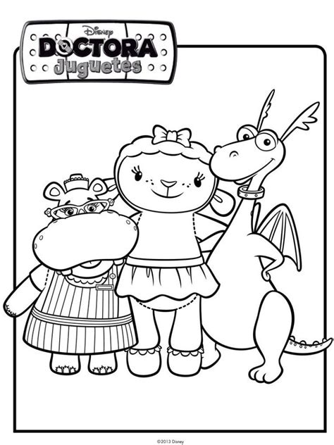 doc mcstuffins christmas coloring pages az coloring pages