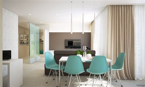 minimalist apartment design kitchen and minimalist dining room small apartment design