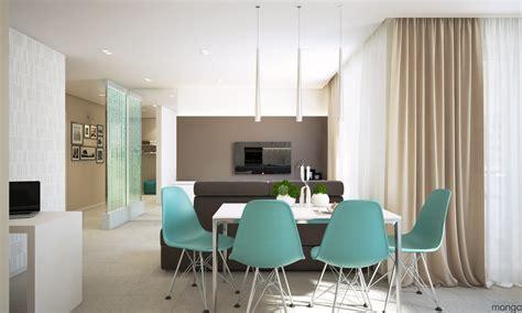 apartment design usa kitchen and minimalist dining room small apartment design