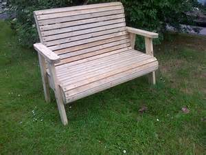 Wooden Bench For Garden Roll Top Garden Bench The Wooden Workshop Oakford Devon