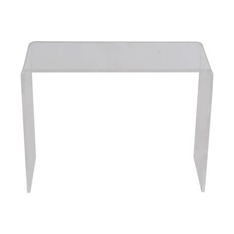 elm glass desk 77 elm elm glass and metal desk table