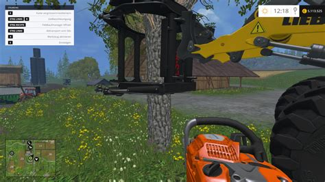 Ls Pl by Tree Lifter V 1 0 Beta Farming Simulator 2017 Mods