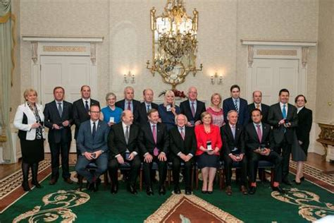 Present Cabinet Ministers by 70 Days Later Your New Government Ministers Revealed