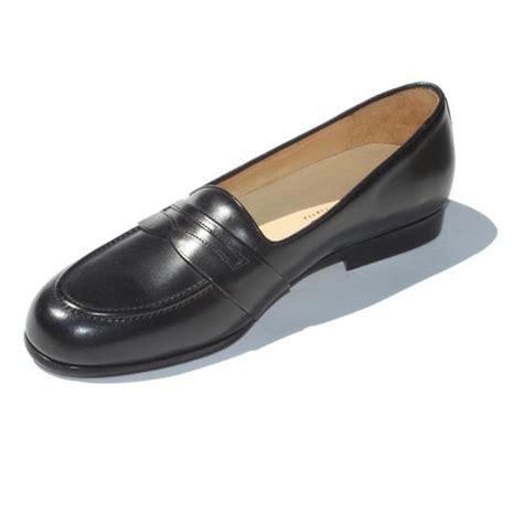 black italian loafers alan payne sergio italian calfskin slip on loafers black