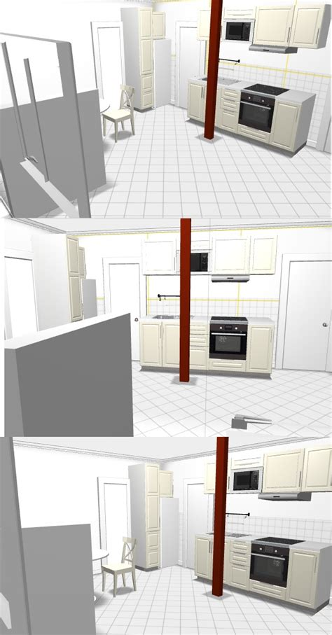 simulation cuisine