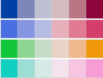 color sets resources where can i find a large palette set of