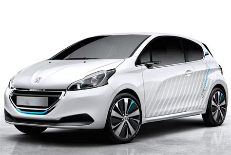peugeot citroen cars peugeot citroen to shower hybrid cars on market