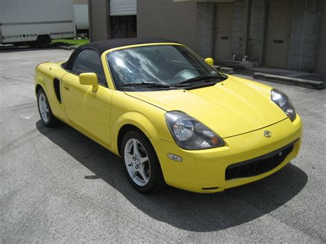 Toyota Spyder 2001 Toyota Mr2 Spyder User Reviews Cargurus