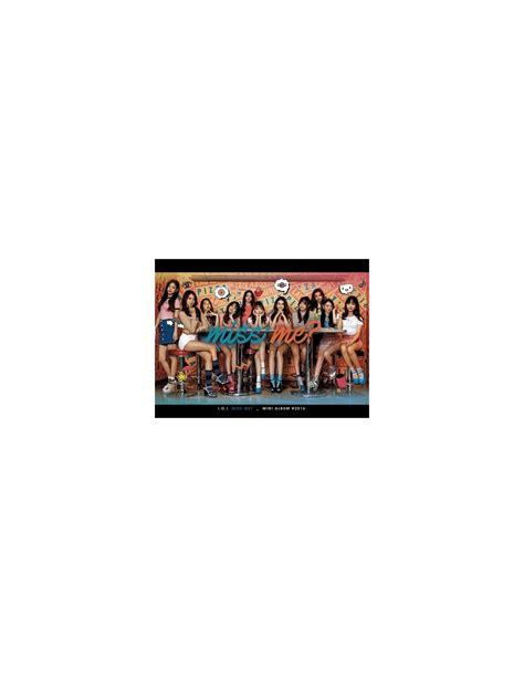 Cd I O I 2nd Mini Album Miss Me re release i o i mini 2nd album miss me cd poster