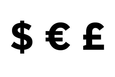 imagenes y simbolos raros el curioso origen de los s 237 mbolos del dinero brandemia