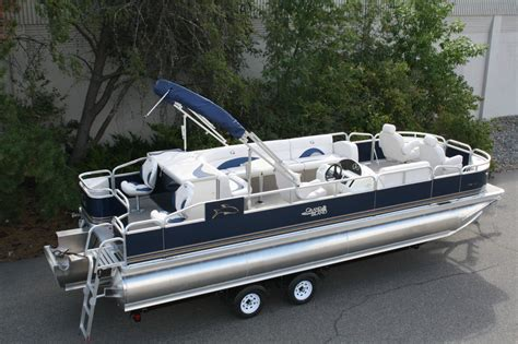 types of tritoon boats high quality new 24 ft tritoon pontoon boat fish and fun