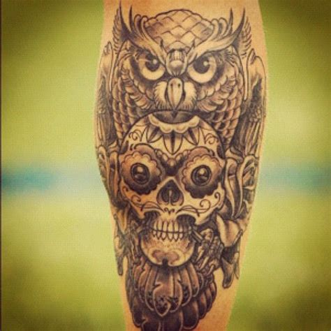 sugar owl tattoo design 79 best images about body and face paint on pinterest