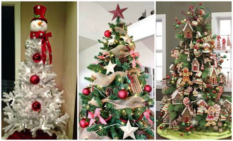 2017/05/traditional Christmas Trees Decorated » Ideas Home Design