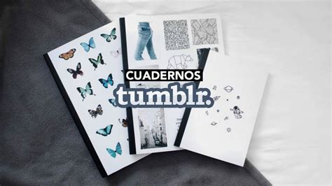 como decorar un notebook diy decora tus cuadernos tumblr diy notebooks luciana