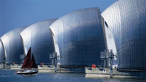 thames barrier information 101 facts about costain costain
