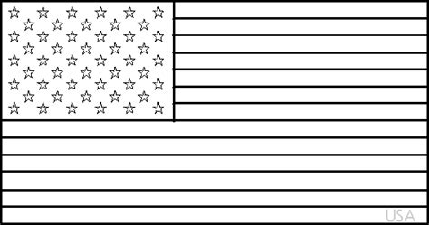 printable american flag a4 colouring book of flags north american and the caribbean