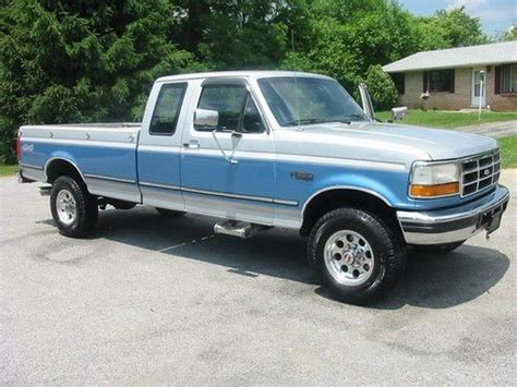 automobile air conditioning repair 1993 ford f250 engine control buy used 93 ford f250 xlt 7 3 powerstroke trubo diesel 5 speed west coast mint 170k in carlisle