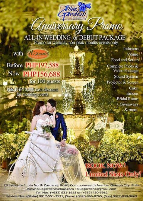 Wedding Organizer In Cebu by Blue Gardens Wedding And Events Venue