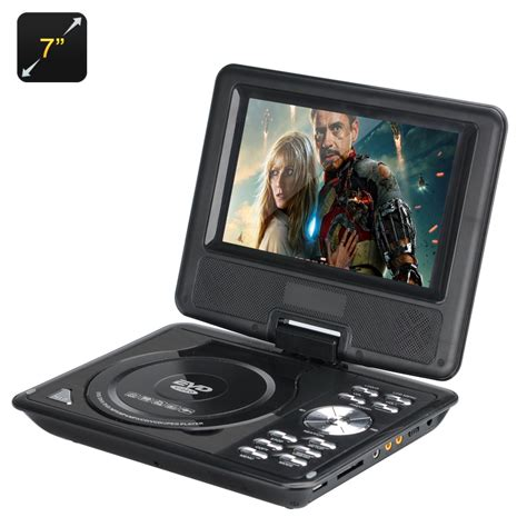 Dvd Portable Rinrei 7 Inch wholesale 7 inch portable dvd player with fm radio