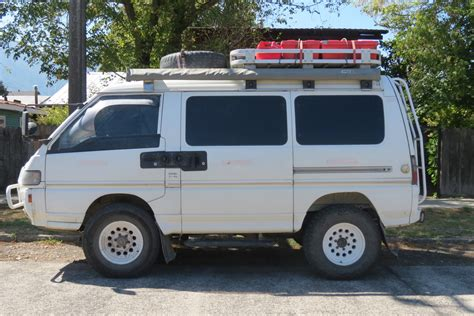 mitsubishi delica parts australia mitsubishi delica l300 4x4 for sale from june in