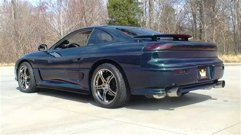 92 dodge stealth rt turbo 135113 1992 dodge stealth r t turbo