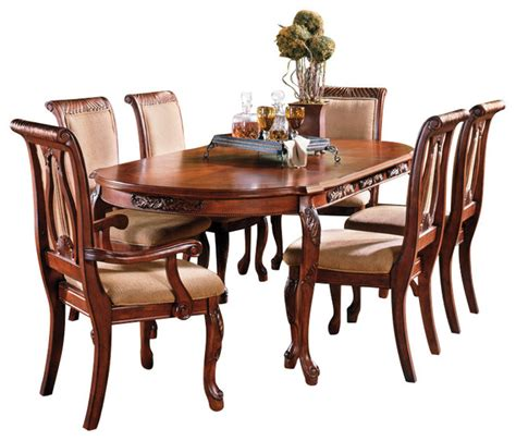 steve silver harmony 8 piece oval dining room set in steve silver harmony 8 piece oval dining room set in