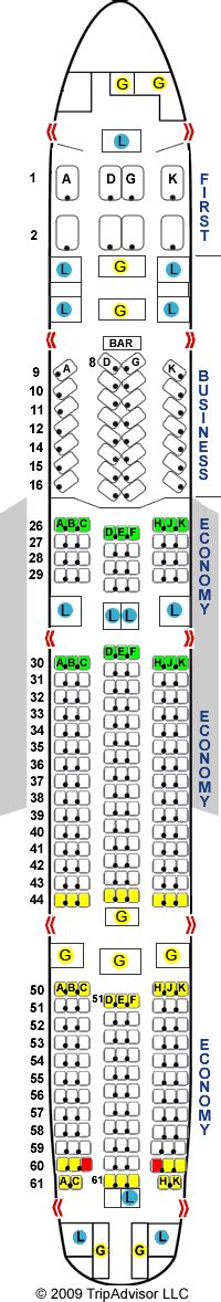 boeing 777 300er seat map boeing 777 300er seating chart picture image by tag keywordpictures