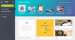 canva app for windows canva el editor gr 225 fico online lanza hoy su versi 243 n en