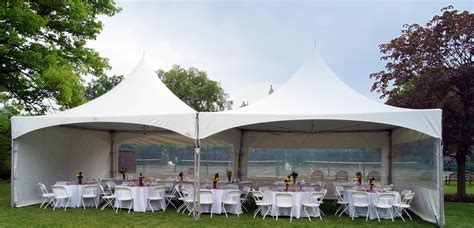 tent rental packages affordable backyard tents